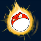 Angry Voltorb
