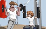 Dangan Ronpa Gym