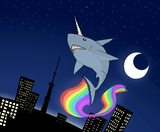 Sharkicorn